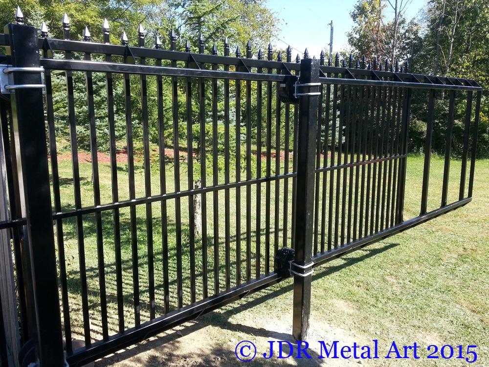 Security Gates Custom Driveway Gates 800 805 8254