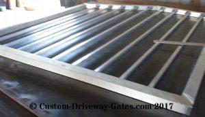 best louisville driveway gates aluminum