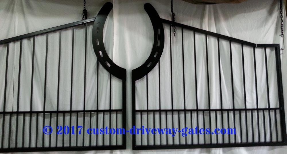 north carolina custom driveway gates 1 1