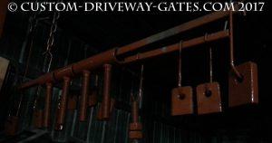 Driveway gate accessories JDR Metal Art 2017