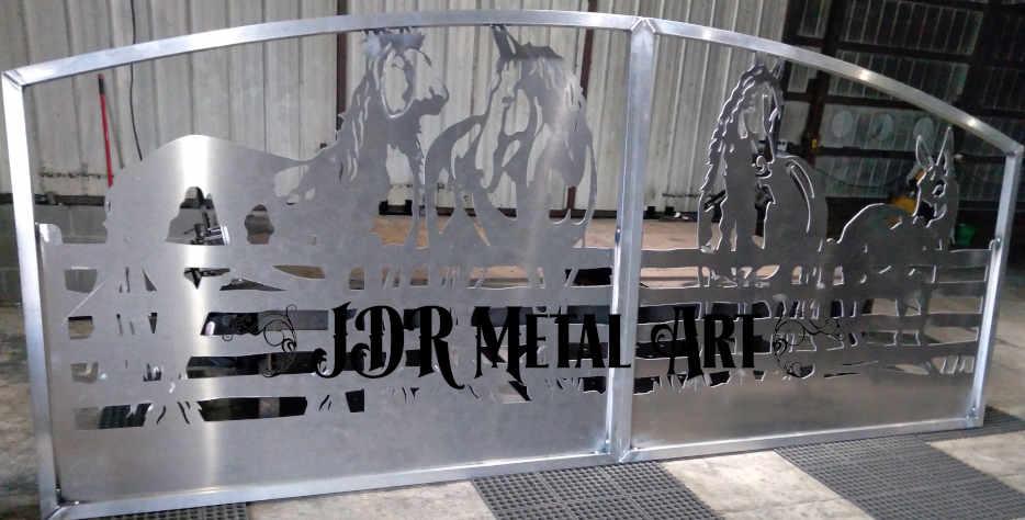 Sarasota aluminum gates