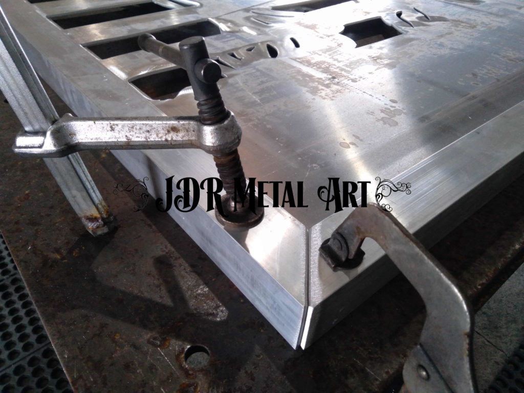 aluminum sarasota driveway gate manufacturing