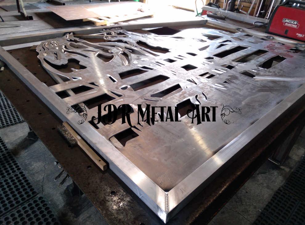 manufactured sarasota driveway gates custom