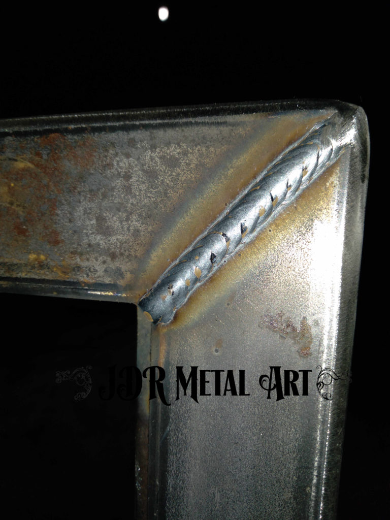 welded metal driveway gates denver