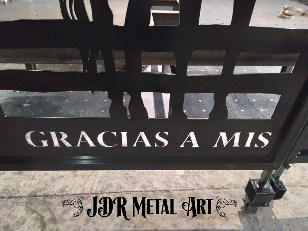 custom gates design jdr